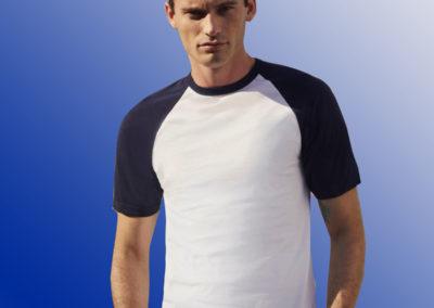 T-shirt uomo Baseball
