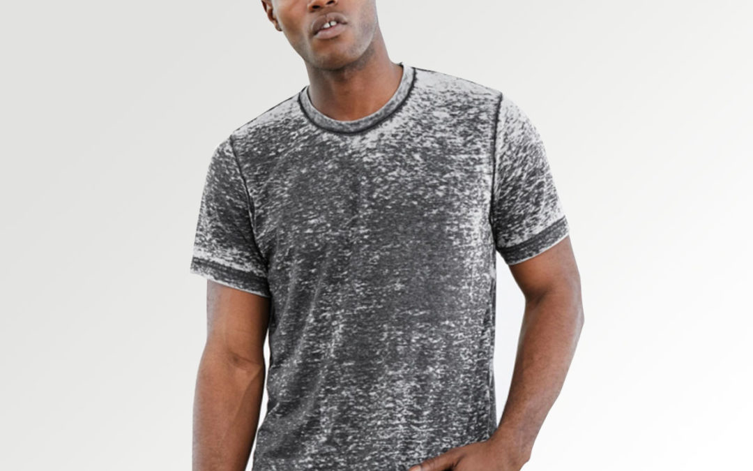 T-shirt uomo unisex Poly-Cotton