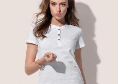 T-shirt donna Sharon Henley