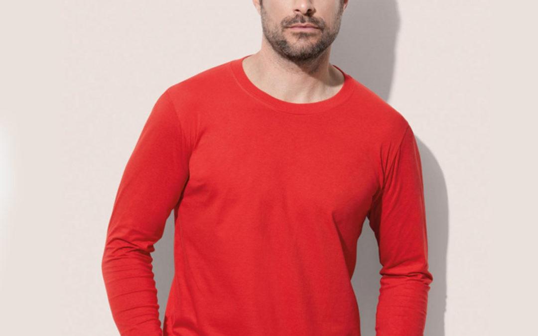 T-shirt uomo maniche lunghe Classic